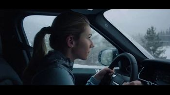 2020 Range Rover Sport TV Spot, 'Play Harder' Featuring Mikaela Shiffrin [T2]
