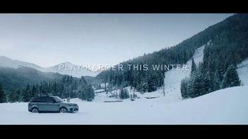 2020 Range Rover Sport TV Spot, 'Play Harder' Featuring Mikaela Shiffrin [T2] - Thumbnail 7