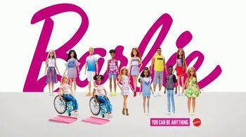 Barbie Fashionistas TV Spot, 'So Many Fashion Stories' - Thumbnail 7