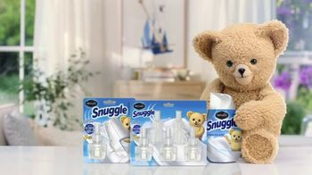 Renuzit Snuggle TV Spot, 'Welcome Home: Oils'