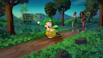 Lucky Charms TV Spot, 'St. Patrick's Day: Rainbow Explosion' - Thumbnail 2