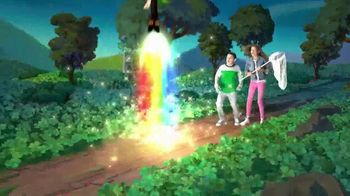 Lucky Charms TV Spot, 'St. Patrick's Day: Rainbow Explosion' - Thumbnail 3