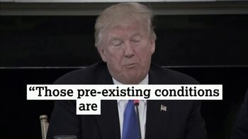 Mike Bloomberg 2020 TV Spot, 'Pre-Existing Conditions' - 185 commercial airings