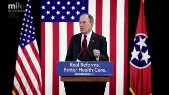 Mike Bloomberg 2020 TV Spot, 'Pre-Existing Conditions' - Thumbnail 4