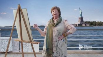 Liberty Mutual TV Spot, 'Caricature Artist' - Thumbnail 3