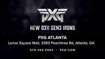 Parsons Xtreme Golf 0311 GEN3 Irons TV Spot, 'Impact Reactor Technology' Featuring Pat Perez - Thumbnail 10