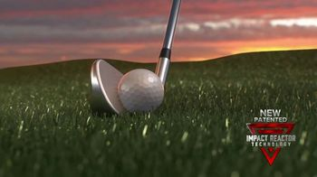 Parsons Xtreme Golf 0311 GEN3 Irons TV Spot, 'Impact Reactor Technology' Featuring Pat Perez - Thumbnail 4
