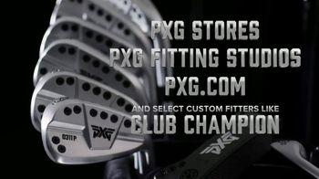 Parsons Xtreme Golf 0311 GEN3 Irons TV Spot, 'Impact Reactor Technology' Featuring Pat Perez - Thumbnail 9