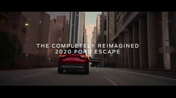 2020 Ford Escape TV Spot, 'Squeeze' [T1] - Thumbnail 9