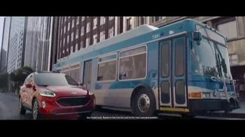 2020 Ford Escape TV Spot, 'Squeeze' [T1] - Thumbnail 7