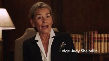 Mike Bloomberg 2020 TV Spot, 'Judge Him' Featuring Judge Judy Sheindlin