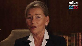 Mike Bloomberg 2020 TV Spot, 'Judge Him' Featuring Judge Judy Sheindlin - Thumbnail 2