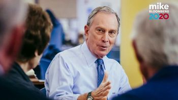 Mike Bloomberg 2020 TV Spot, 'Judge Him' Featuring Judge Judy Sheindlin - Thumbnail 3