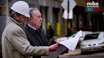 Mike Bloomberg 2020 TV Spot, 'Judge Him' Featuring Judge Judy Sheindlin - Thumbnail 4