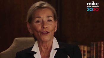 Mike Bloomberg 2020 TV Spot, 'Judge Him' Featuring Judge Judy Sheindlin - Thumbnail 7