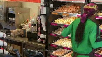 Dunkin' Beyond Sausage Sandwich TV Spot, 'Employee of the Month' Featuring Snoop Dogg - Thumbnail 9