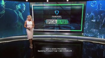 FanDuel Sportsbook TV Spot, 'Special Report: Indianapolis at Pittsburgh'