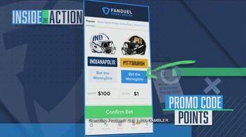 FanDuel Sportsbook TV Spot, 'Special Report: Indianapolis at Pittsburgh' - Thumbnail 4