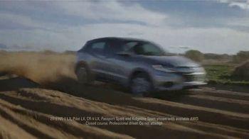Honda TV Spot, 'No Adventure Too Big' [T2]