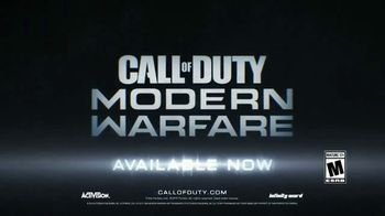 Call of Duty: Modern Warfare TV Spot, 'Seismic Shift: Available Now' Song by Metallica - Thumbnail 7