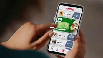 Grubhub TV Spot, 'Perks: Free Delivery on Your First Order' Song by Lizzo - Thumbnail 5