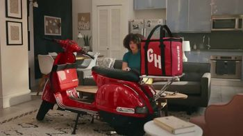 Grubhub TV Spot, 'Perks: Free Delivery on Your First Order' Song by Lizzo