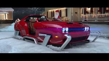 Dodge Black Friday Sales Event TV Spot, 'Cul De Sac' Featuring Bill Goldberg [T2]