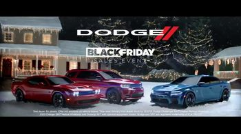 Dodge Black Friday Sales Event TV Spot, 'Cul De Sac' Featuring Bill Goldberg [T2] - Thumbnail 7