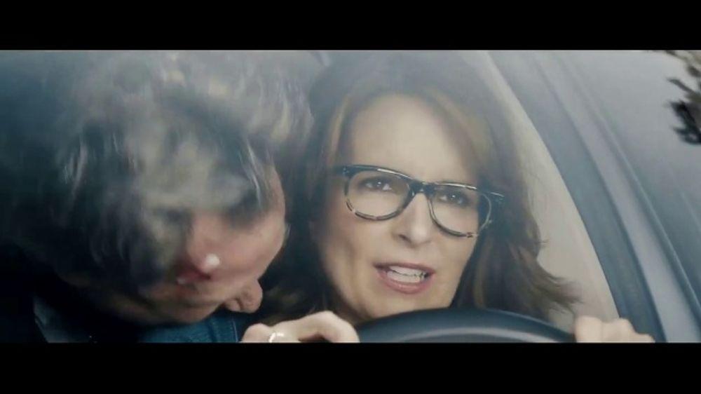 Allstate Drivewise TV Commercial, 'Mayhem: St. Bernard' Featuring Tina Fey, Dean Winters