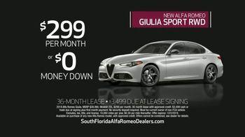 Alfa Romeo Year-End Clearance Event TV Spot, '2019 Giulia and Stelvio' [T2] - Thumbnail 6