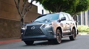 Lexus GX TV Spot, 'Limits of Convention' [T1] - Thumbnail 1