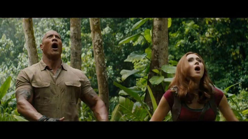 Jumanji: The Next Level TV Movie Trailer