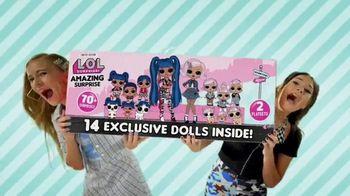 L.O.L. Surprise! Amazing Surprise TV Spot, '14 Exclusive Dolls' - Thumbnail 1