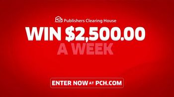 Publishers Clearing House TV Spot, '$2,500 a Week: We Could Be at Your Door' Featuring Steve Harvey - Thumbnail 9