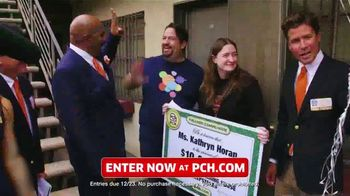 Publishers Clearing House TV Spot, '$2,500 a Week: We Could Be at Your Door' Featuring Steve Harvey - Thumbnail 4