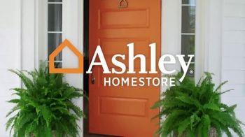 Ashley HomeStore Veterans Day Mattress Sale TV Spot, 'Select Adjustable Sets' Song by Midnight Riot - Thumbnail 1