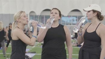 Coca-Cola Consolidated TV Spot, 'Heartest Yard Fit Fest' Featuring Greg Olsen - Thumbnail 9