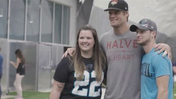 Coca-Cola Consolidated TV Spot, 'Heartest Yard Fit Fest' Featuring Greg Olsen