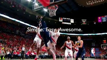 XFINITY NBA League Pass TV Spot, 'Out of Market Games: $49.75' - 253 commercial airings
