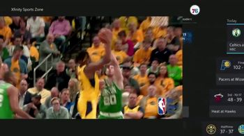 XFINITY NBA League Pass TV Spot, 'Out of Market Games: $49.75' - Thumbnail 4