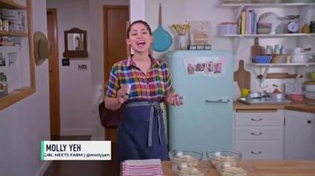 Food Network Kitchen App TV Spot, 'Molly's Layer Cake: Frosting' - Thumbnail 1