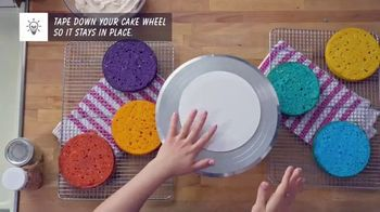 Food Network Kitchen App TV Spot, 'Molly's Layer Cake: Frosting' - Thumbnail 2