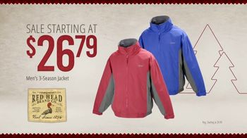 Bass Pro Shops Holiday Kickoff Sale TV Spot, 'Fleece Pullover, Jacket and Bag' - Thumbnail 7