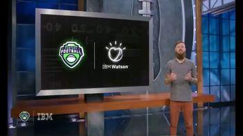 ESPN Fantasy Football TV Spot, 'Insights by IBM Watson' - Thumbnail 1