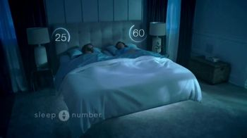 Sleep Number Veterans Day Sale TV Spot, 'Automatically Adjusts: Save $1,000'