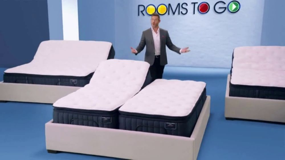 Rooms to Go Holiday Sale TV Commercial, 'Choices' Featuring Jesse Palmer