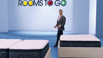 Rooms to Go Holiday Sale TV Spot, 'Choices' Featuring Jesse Palmer - Thumbnail 2