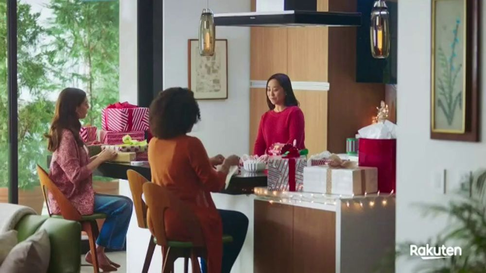 Rakuten TV Spot, Gifts - Screenshot 1