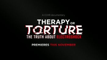 Citizens Commission on Human Rights TV Spot, 'Therapy or Torture' - Thumbnail 7