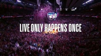 NBATickets.com TV Spot, 'Being There Live' - Thumbnail 10